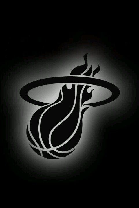 Miami Heat Logo Miami Heat Logo Heat Basketball Miami Heat