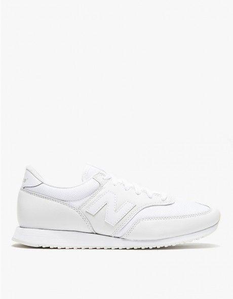 New Balance / 620 in White | Retro