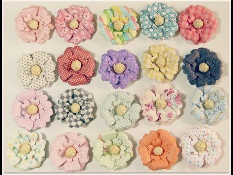 New videos for this week my new favorite flower sprays 6 10 15https hello everyone here i show you how to make easy paper flowers using circles you dont need to buy punches or special papers just use your scraps mightylinksfo