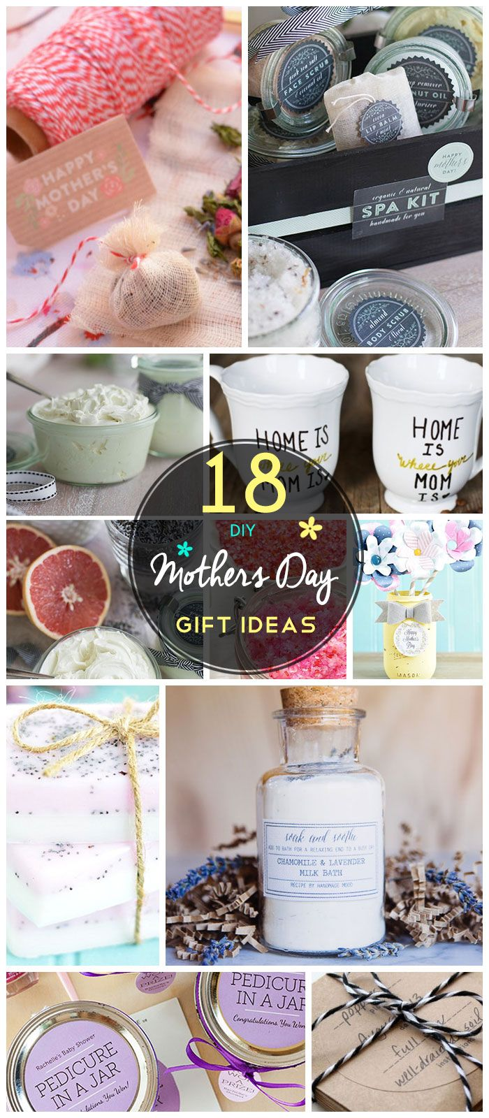 Click Pic For 18 Diy Mothers Day Gift Ideas For Kids To Make