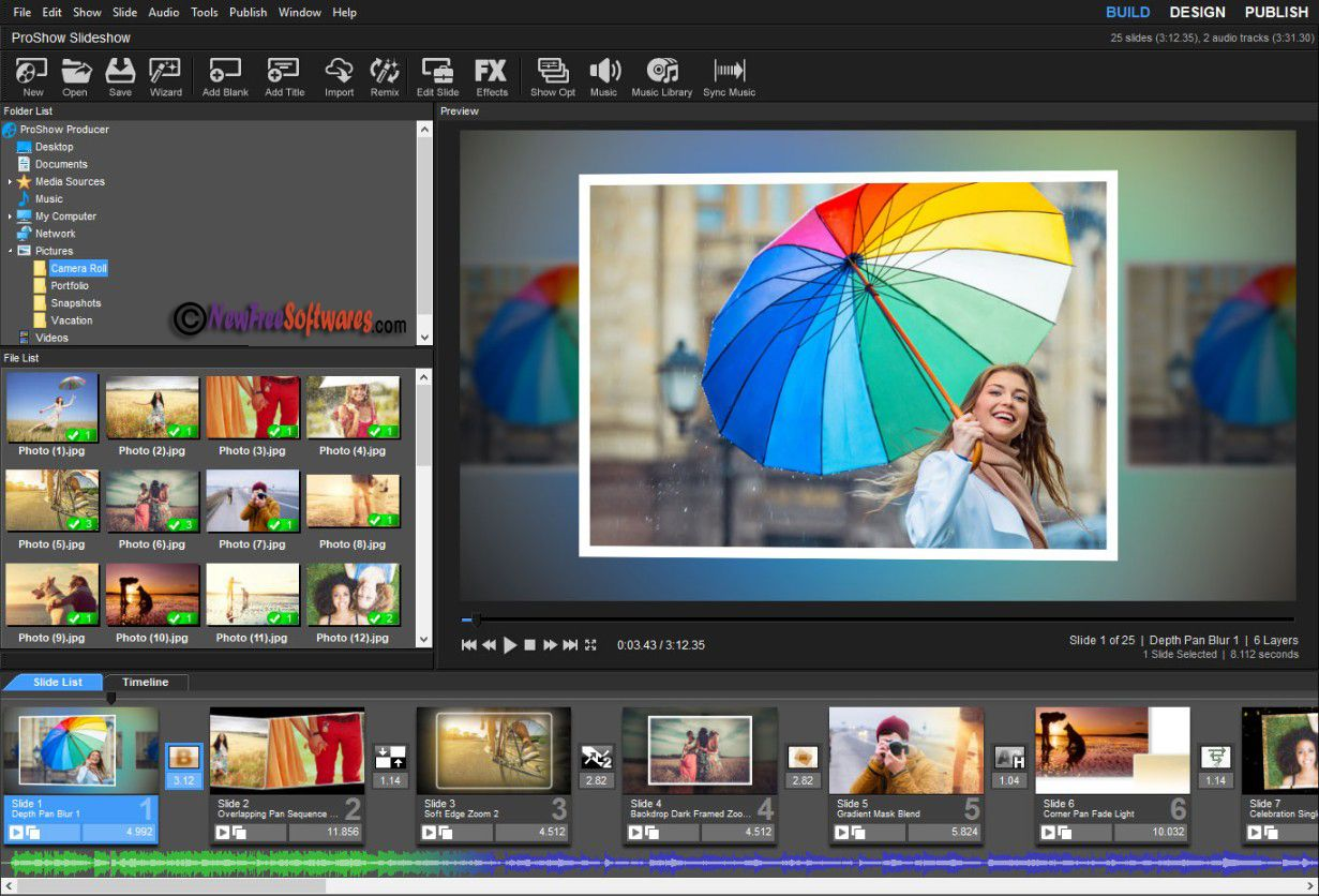 Portable Photodex Proshow Producer 9 0 Free Download With Images