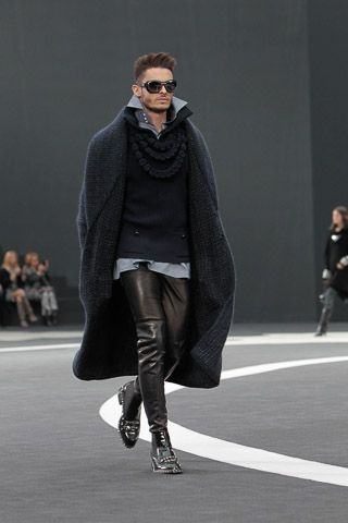 Chanel Fall 2013 Ready-to-Wear Collection on Style.com: Atmosphere