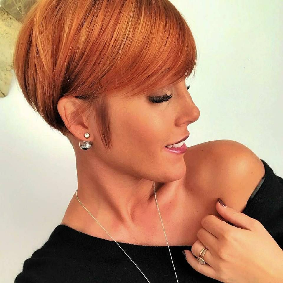 See these ladies shine which is your favorite short hairstyles