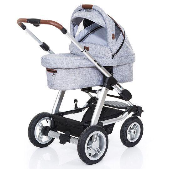 Kinderwagenset Mit Viel Komfort Im Gelande Ab Der Geburt Nutzbar
