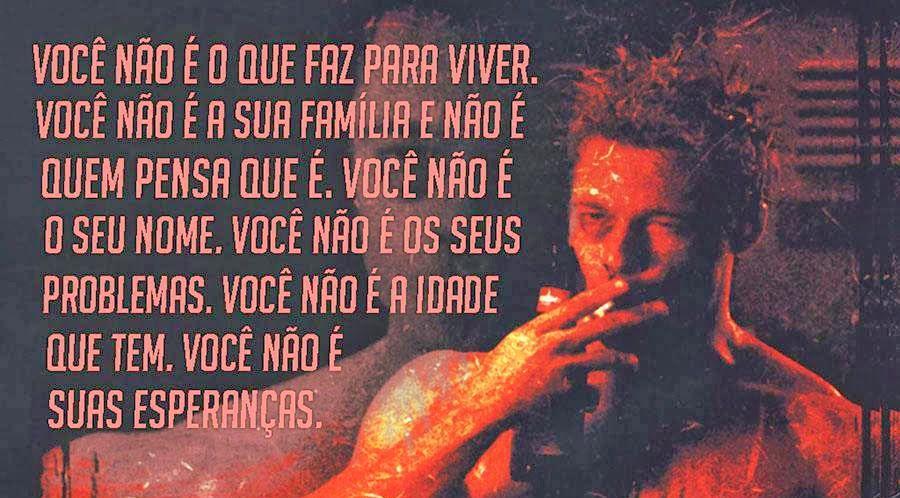 Frases Do Filme Clube Da Luta Fight Club Frases
