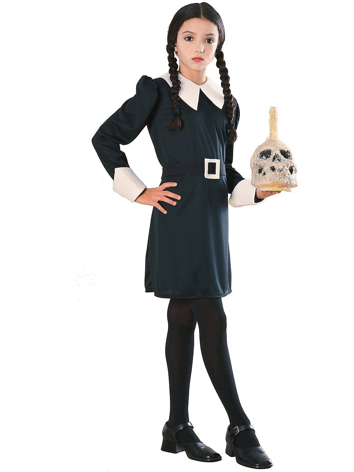 Wednesday Kids Costume is ideal for parties and as Halloween ...