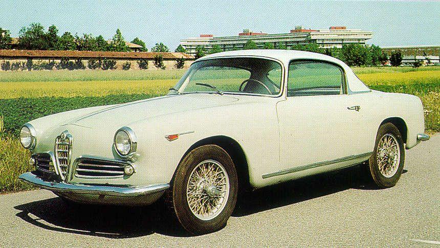 Alfa Romeo 1900 Super Sprint Coupe  #alfa #alfaromeo #italiandesign