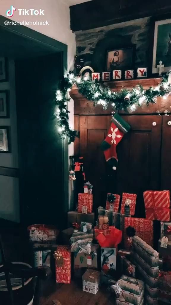 Christmas Tik Tok Video Fun Christmas Decorations Christmas Feeling Christmas Decorations