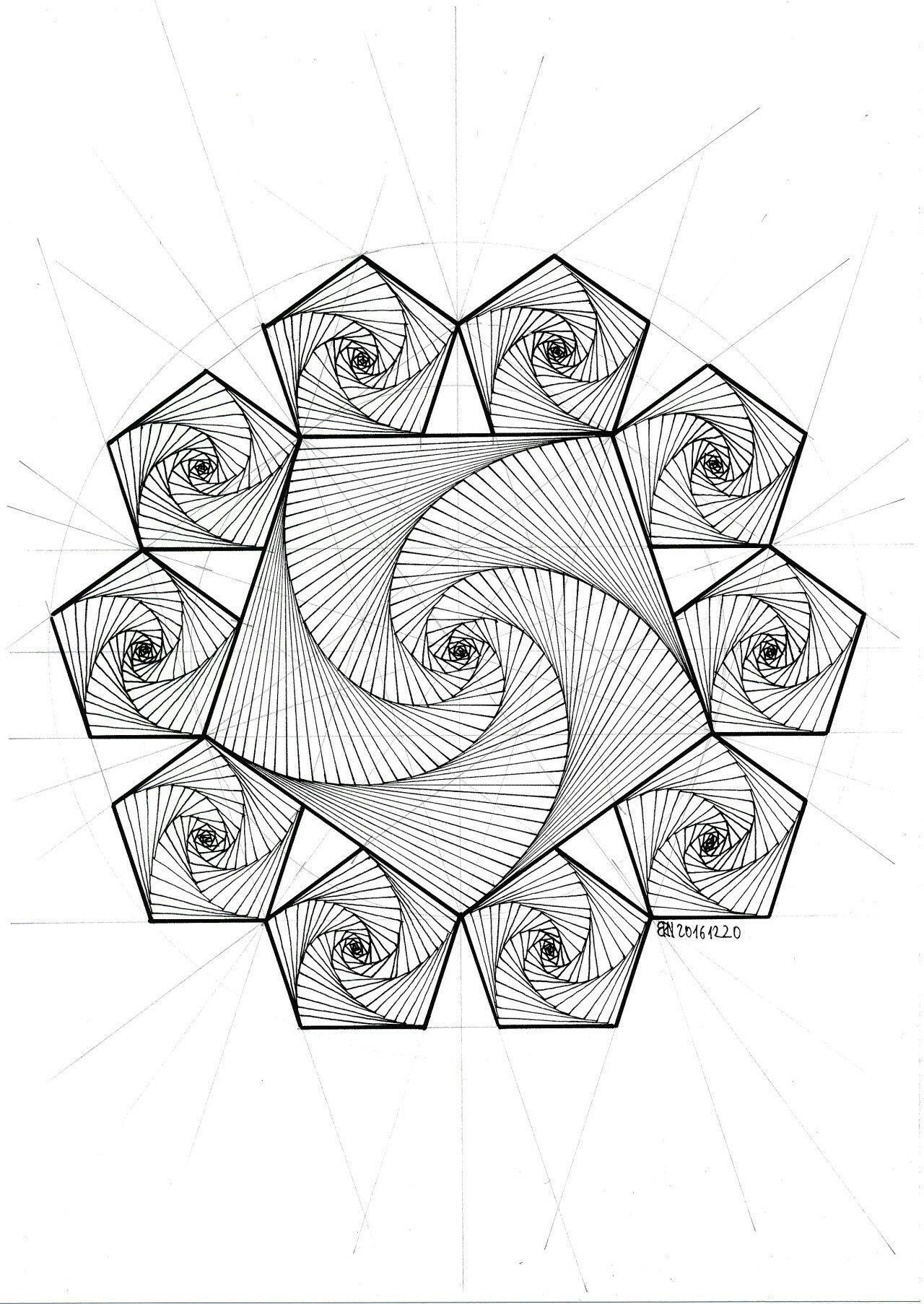Guzel Ve Kolay Zentangle Desenler Zen Cizimleri Cizim Fikirleri