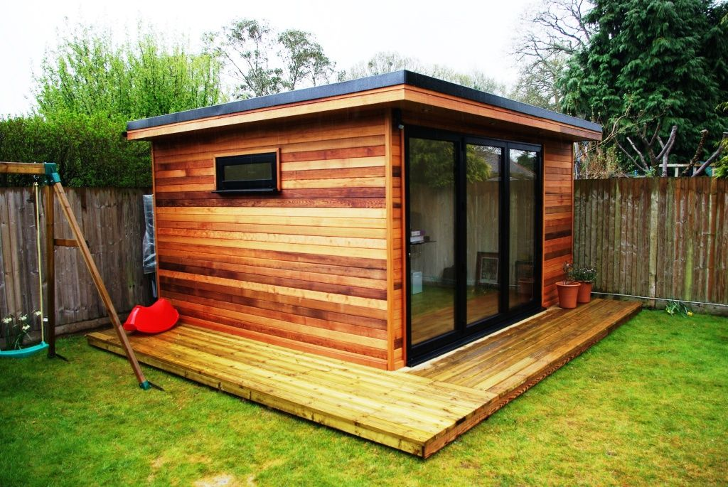 Perfect Garden Rooms Add Value And Charm To Your Property