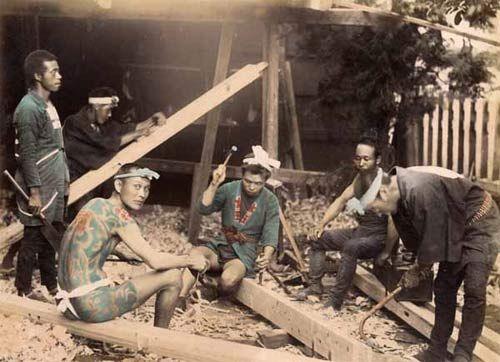kusakabe kimbei, photos du japon originales