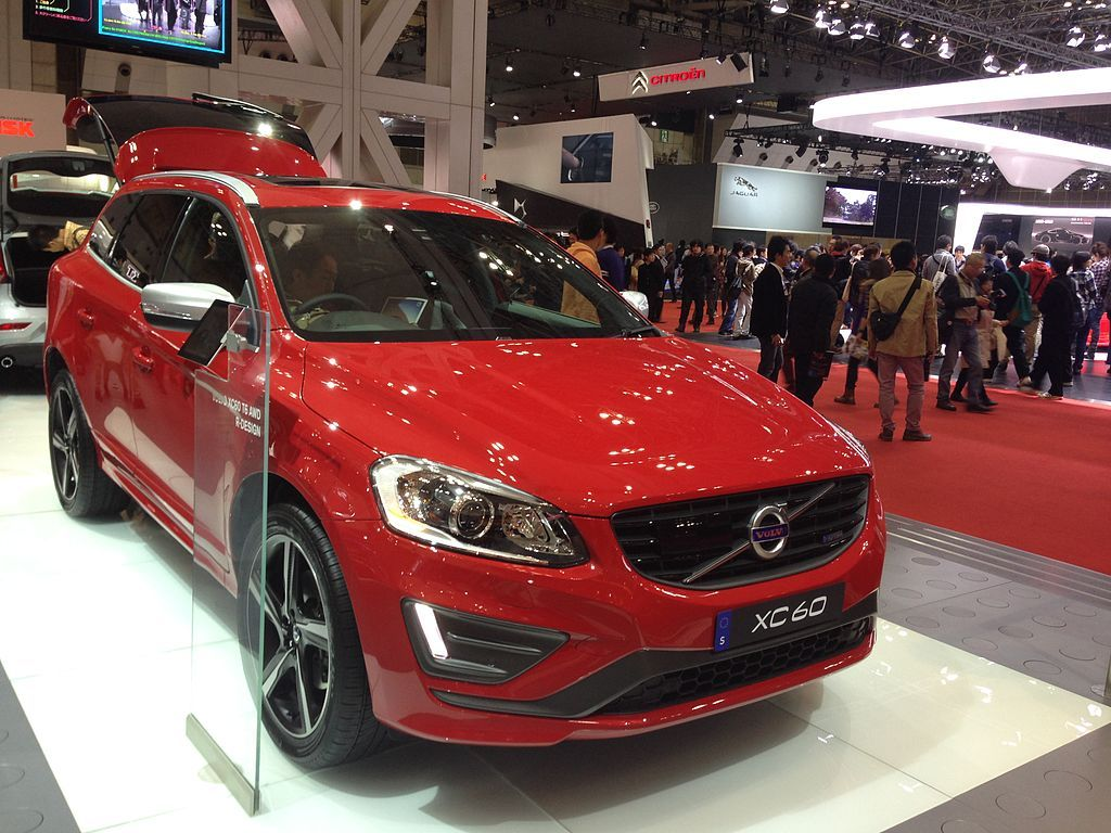 Volvo XC60 - See More On Best Gas Mileage SUVs At http ...