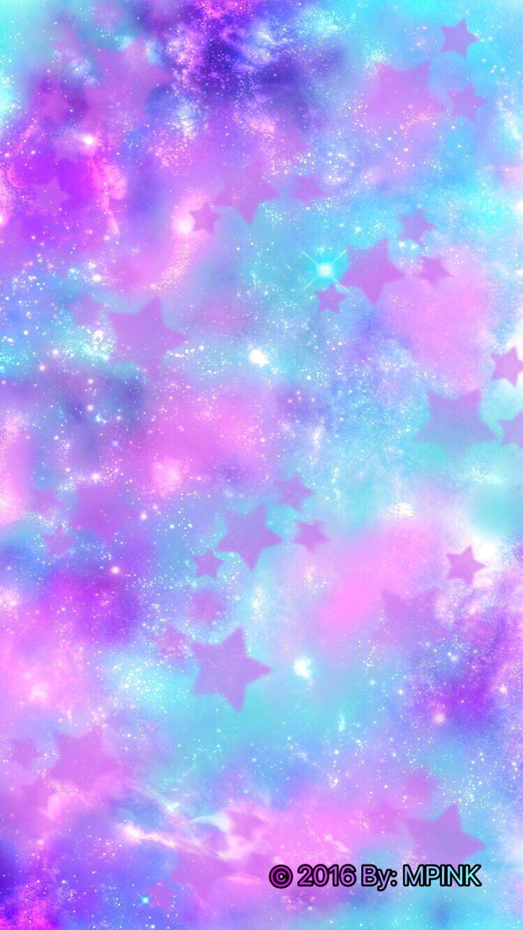 Pretty Wallpaper Unicorn Galaxy