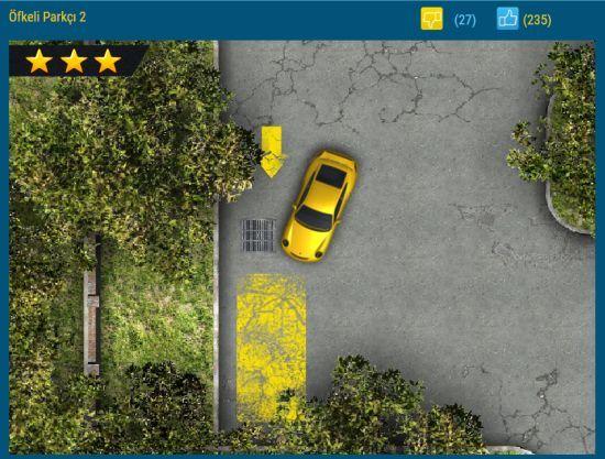 Öfkeli parkçı 2 - araba oyunlarım io - park etme oyunları! en