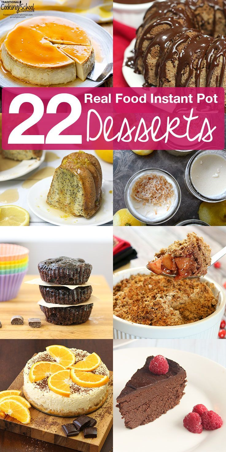 Real food instant pot desserts whole foods only just when you real food instant pot desserts whole foods only just when you think youve found a healthy dessert recipe you find its c forumfinder Choice Image