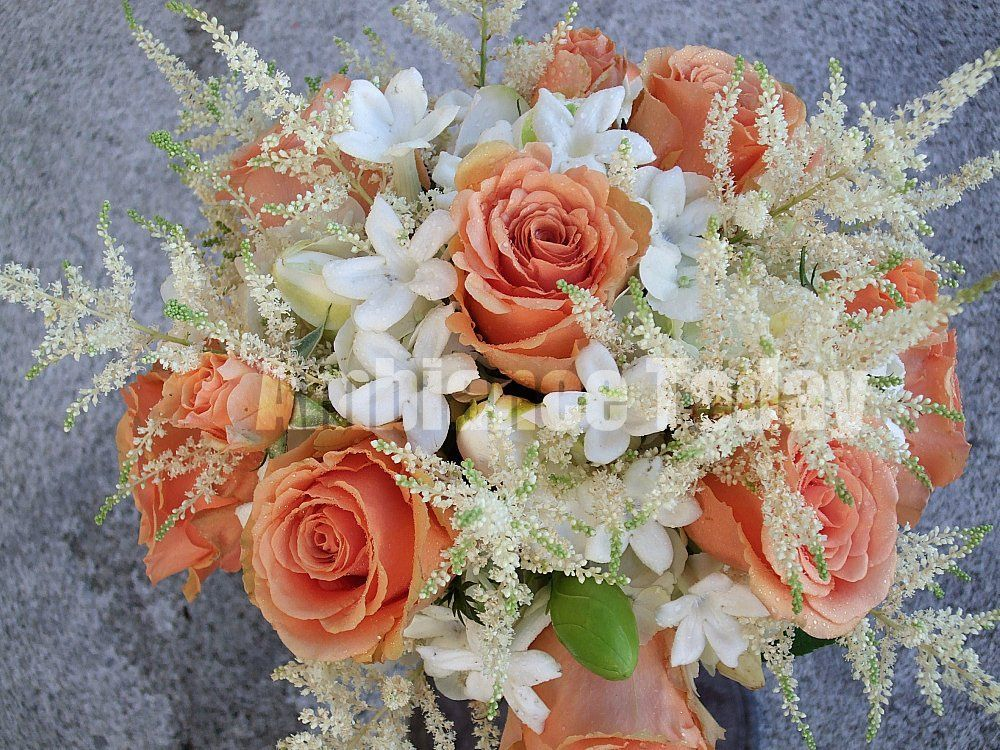 DSCF2930 - Astilbe bouquet