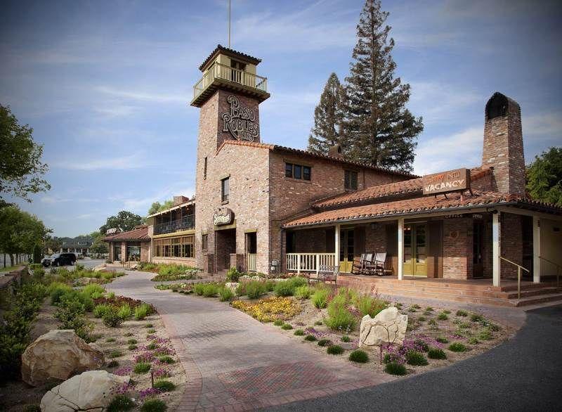 Paso Robles Inn California Haunted Hotelhotels