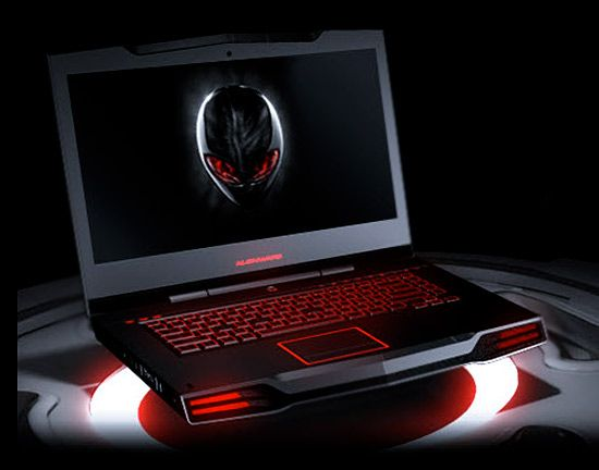 Alienware Laptop Dell Introducing Alienware M15x Gaming