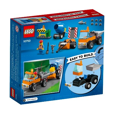 LEGO 10750 Juniors Road Repair Truck