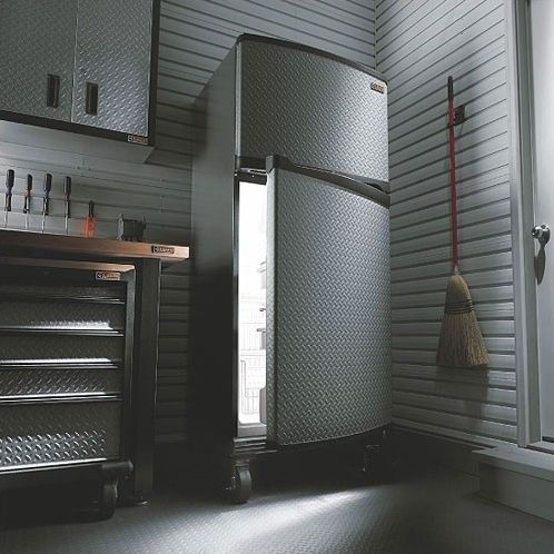 gladiator garage fridge   gladiator and related - club room