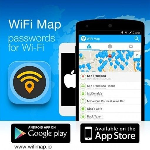 Wifi Map Free Passwords Apk V4 0 7 Unlocked Android