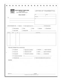 Purchase Requisition Letter Letters Of Transmittal  Business Forms  Pinterest