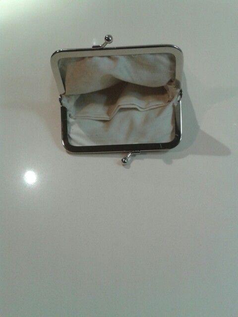 Interior de cartera de boquilla