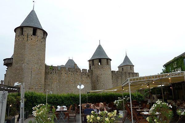 Restuarants Carconne France One Of The Better Restaurants In