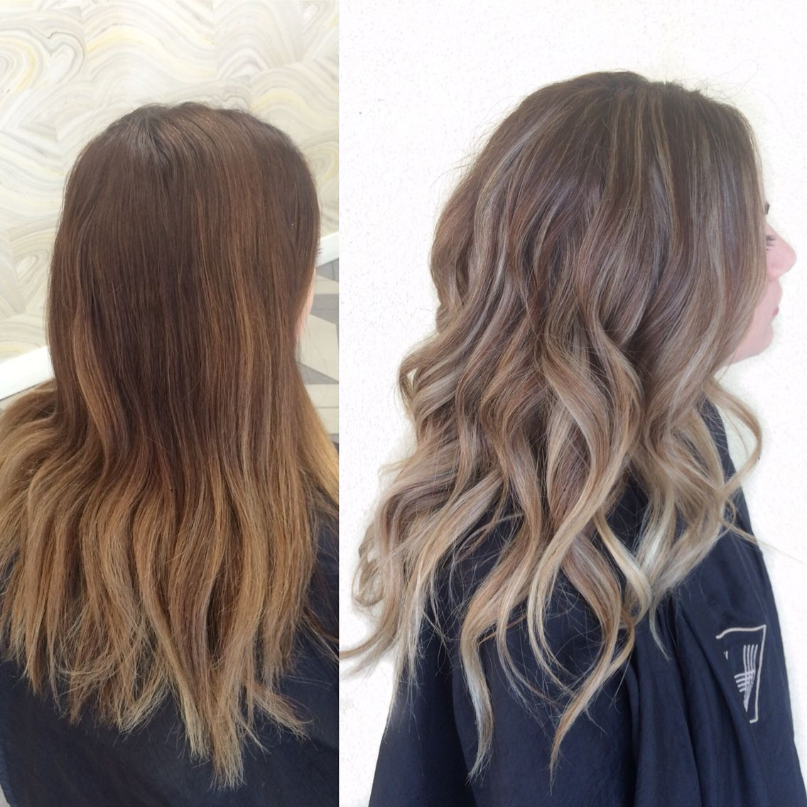 No More Brassy Hair Done By Hair By Alexa At Habit Salon With