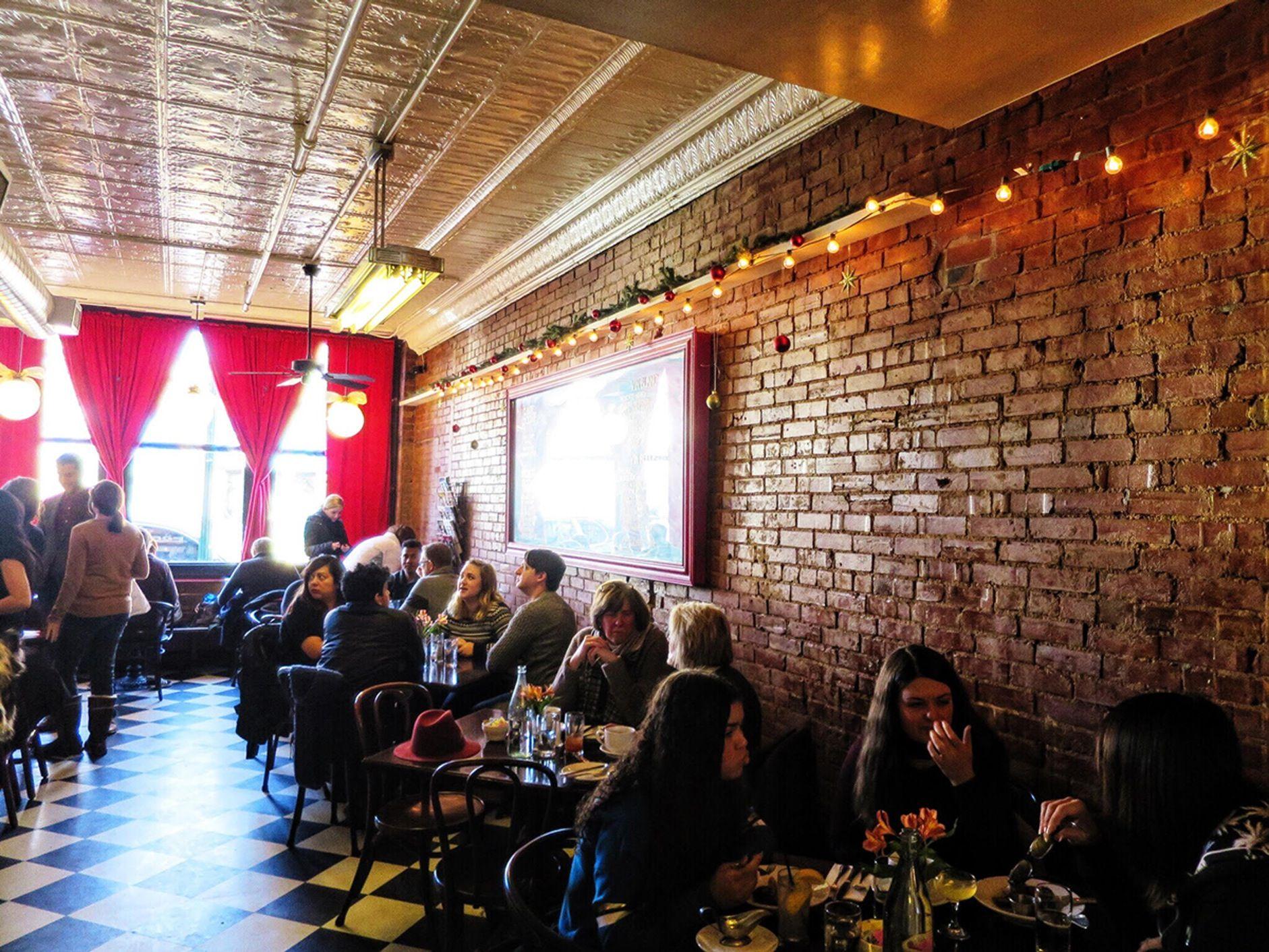On The Grid Westport Cafe Kansas City