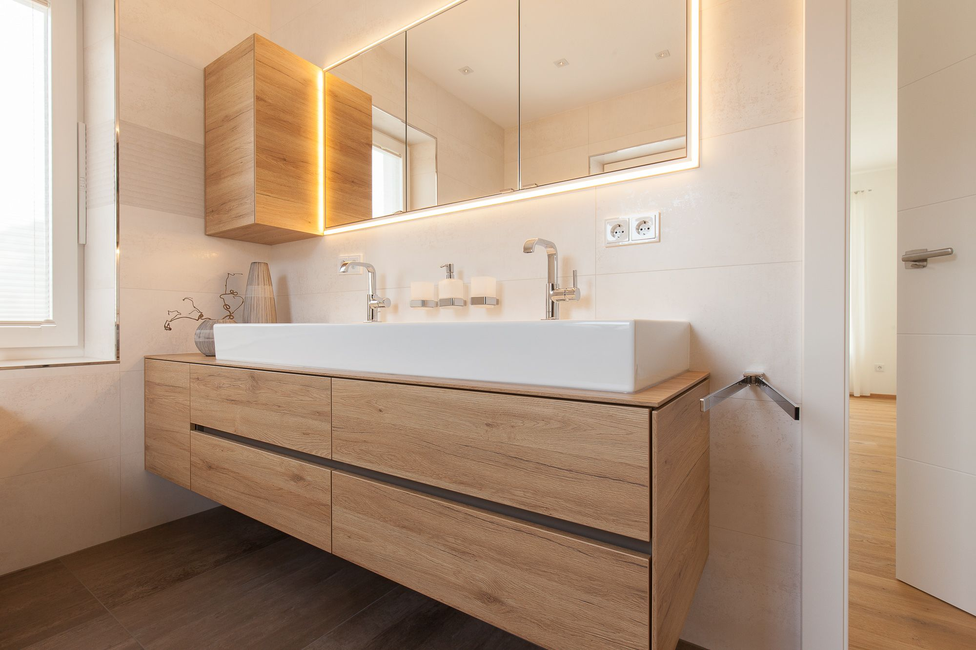 Badezimmer Natur ~ Standfest wohnen im bad natur im bad badezimmer