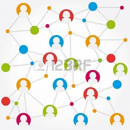 Color inspiration & Social media connection