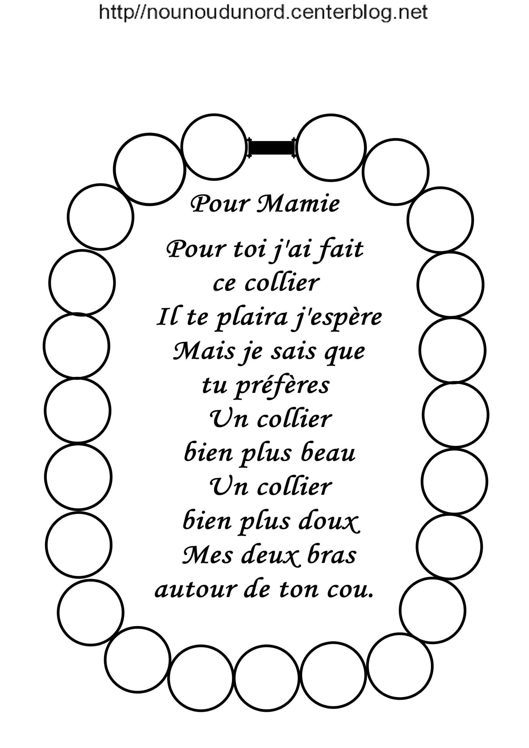 Liste De Mes Coloriages Pour La Fête Des Mamies Fete Des