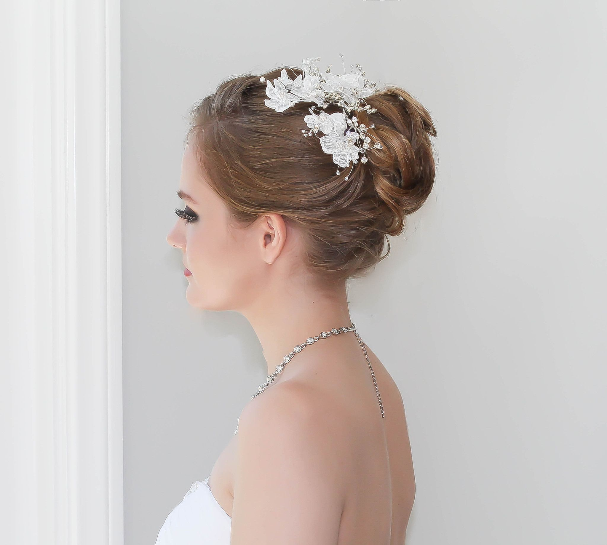 Pin by Martin Girl on Hairstyles | Pinterest | Headpieces, Wedding ...