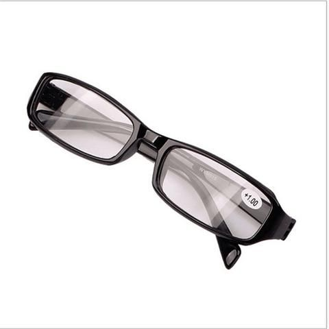 1fe043bc5b Black Yellow Spring Hinges Vintage + 1.0 1.5 2.0 2.5 3.0 3.5 4.0 unisex  reading glasses man woman free shipping