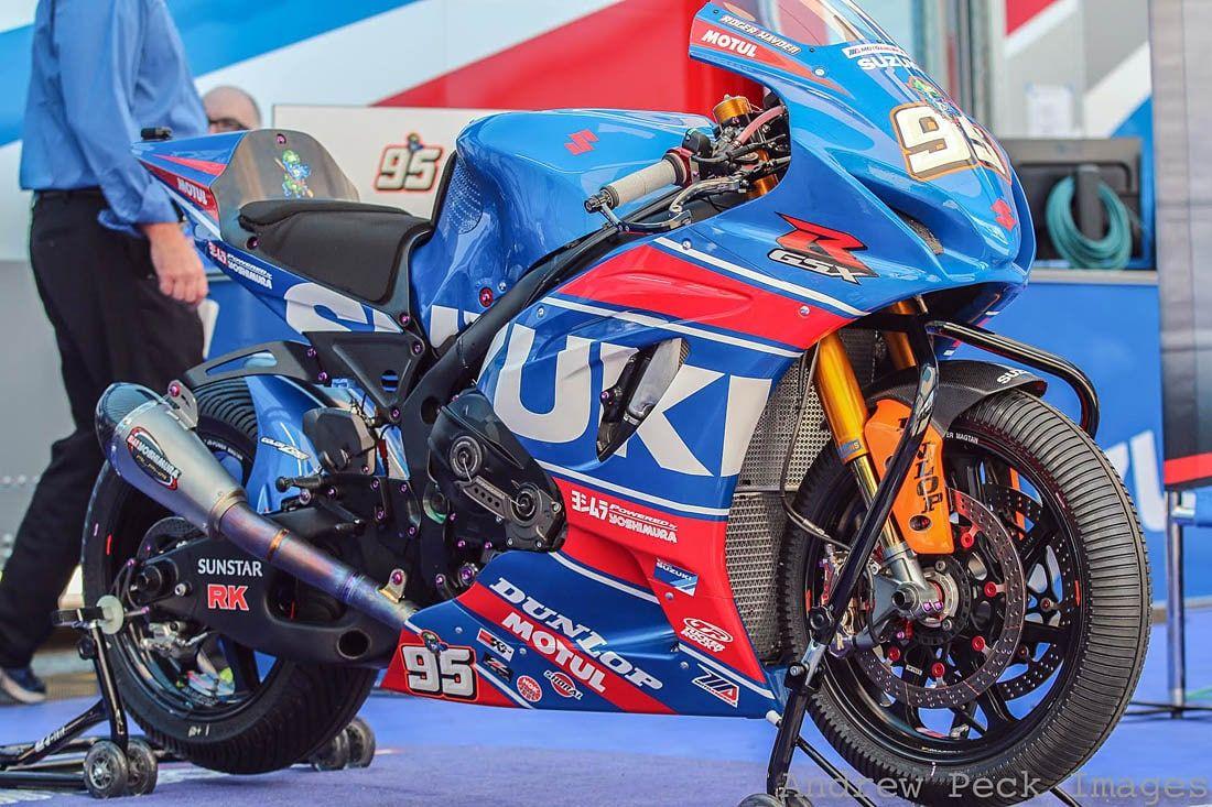 Motogp · Deep Inside The Yoshimura Suzuki GSX R1000 Superbike |  SuperbikePlanet