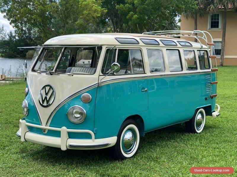 Car For Sale 1975 Volkswagen Bus Vanagon En 2020 Vw Combis