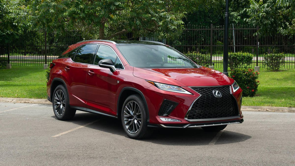 Lexus Rx 2020 Release Date Price And Release Date For Lexus Rx 2020 Release Date New Review Di 2020 Dengan Gambar