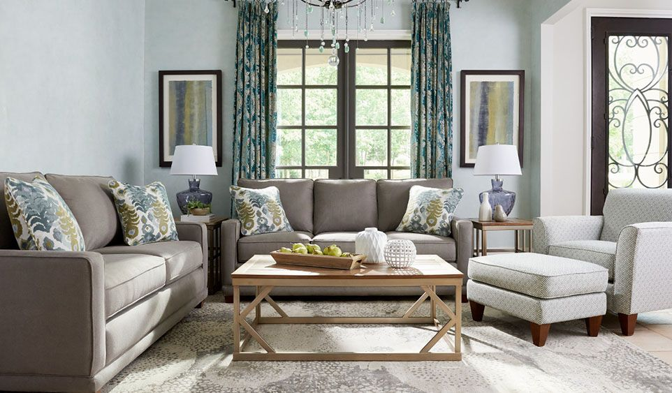 Kennedy Room Inspirations Official La Z Boy Website Timeless Living Room Dream Living Rooms Family Room
