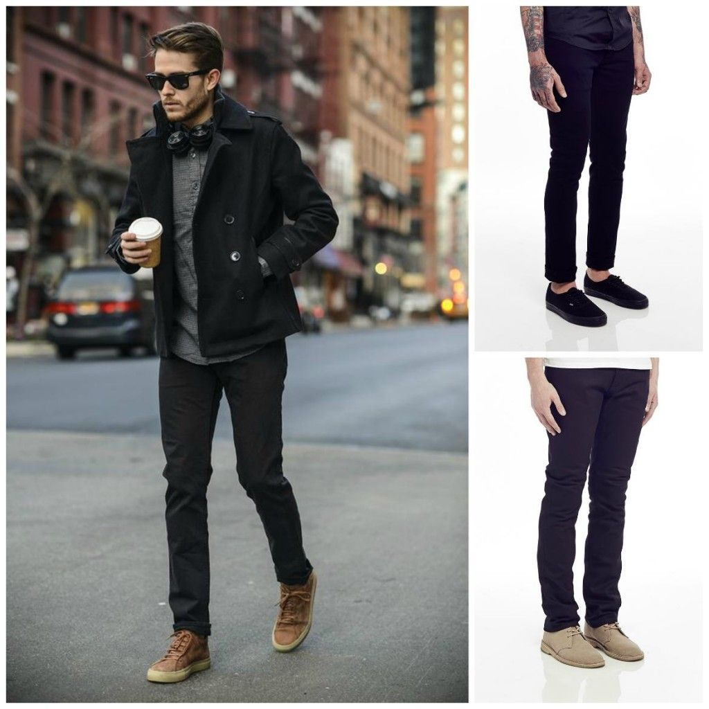 1000  images about JACK &amp JONES black jeans on Pinterest | Black