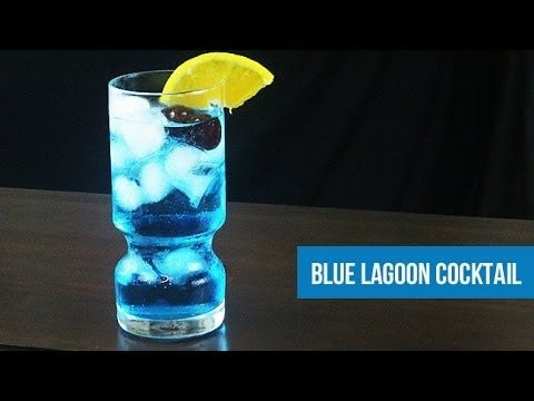 Blue Lagoon Cocktail - How to make Cocktail Recipe by Drink Lab (Popular) - http://coolcocktails.net/blue-lagoon-cocktail-how-to-make-cocktail-recipe-by-drink-lab-popular/