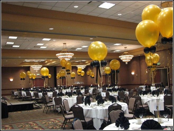 Birthday Balloons Decorating Ideas