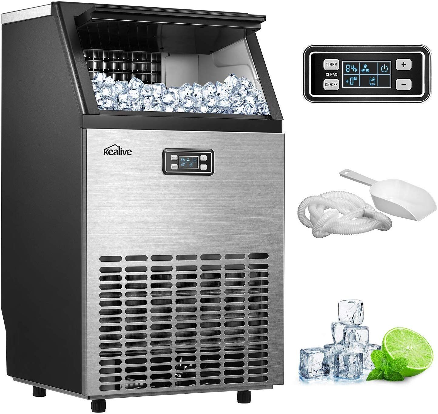 how to clean ice maker frigidaire