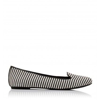 Jordie Stripe Slippers Main Image