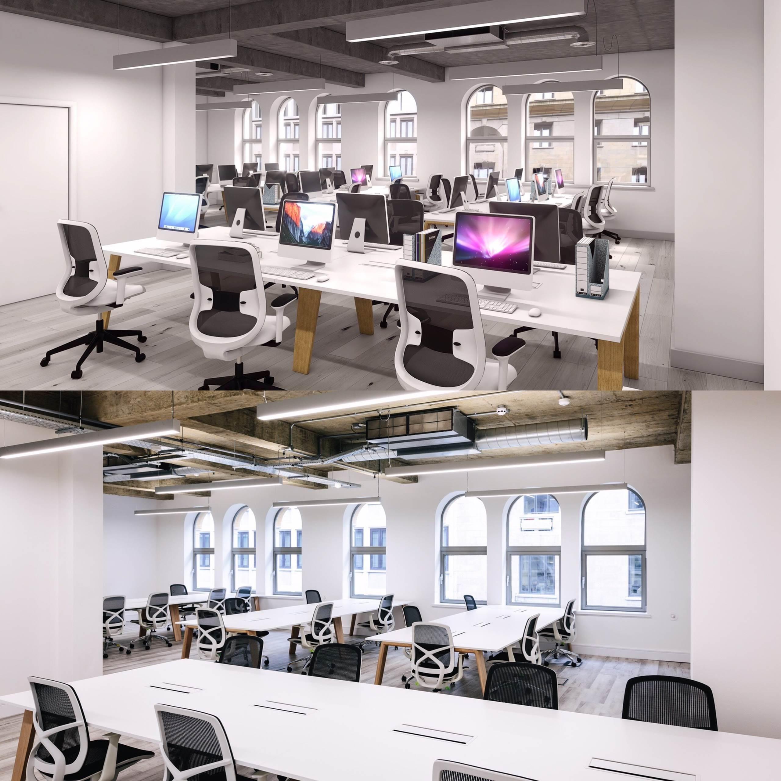 Interior Design Vs Architecture Reddit: Interior CGI (Summer 2016) Vs Finished Project (December