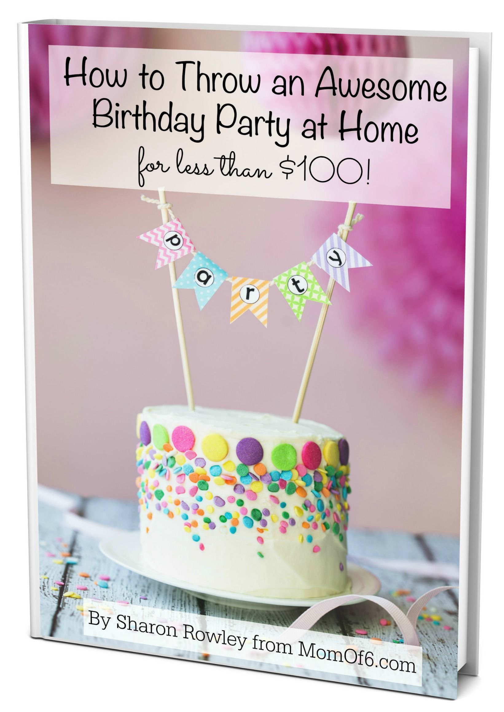 12 Awesome Birthday Party Ideas For Girls