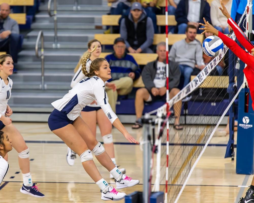 Usu Volleyball San Diego State Image 35 3 Kelee Call Utah State University En 2020