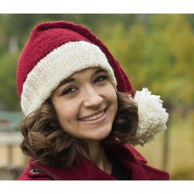 Cascade Yarns W583 Santa Hat Free Knitting Pinterest Santa