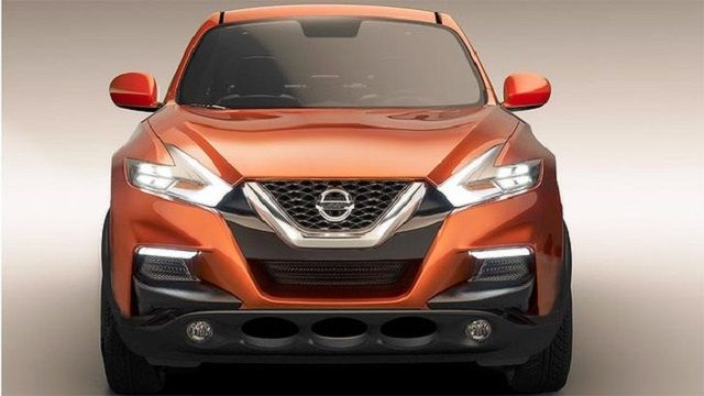 Worksheet. 2017 Nissan Juke  facelift front  2017 Nissan  Pinterest