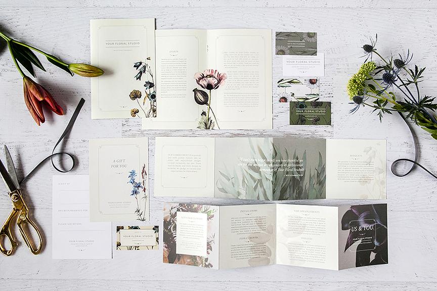 Floral Studio Marketing Suite - Design Aglow